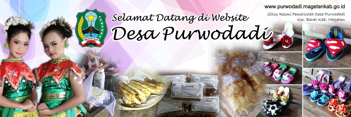 Website Resmi Desa Purwodadi Kecamatan Magetan